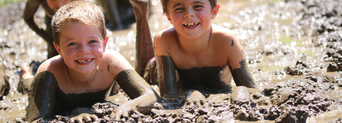 Camp Mud Pit