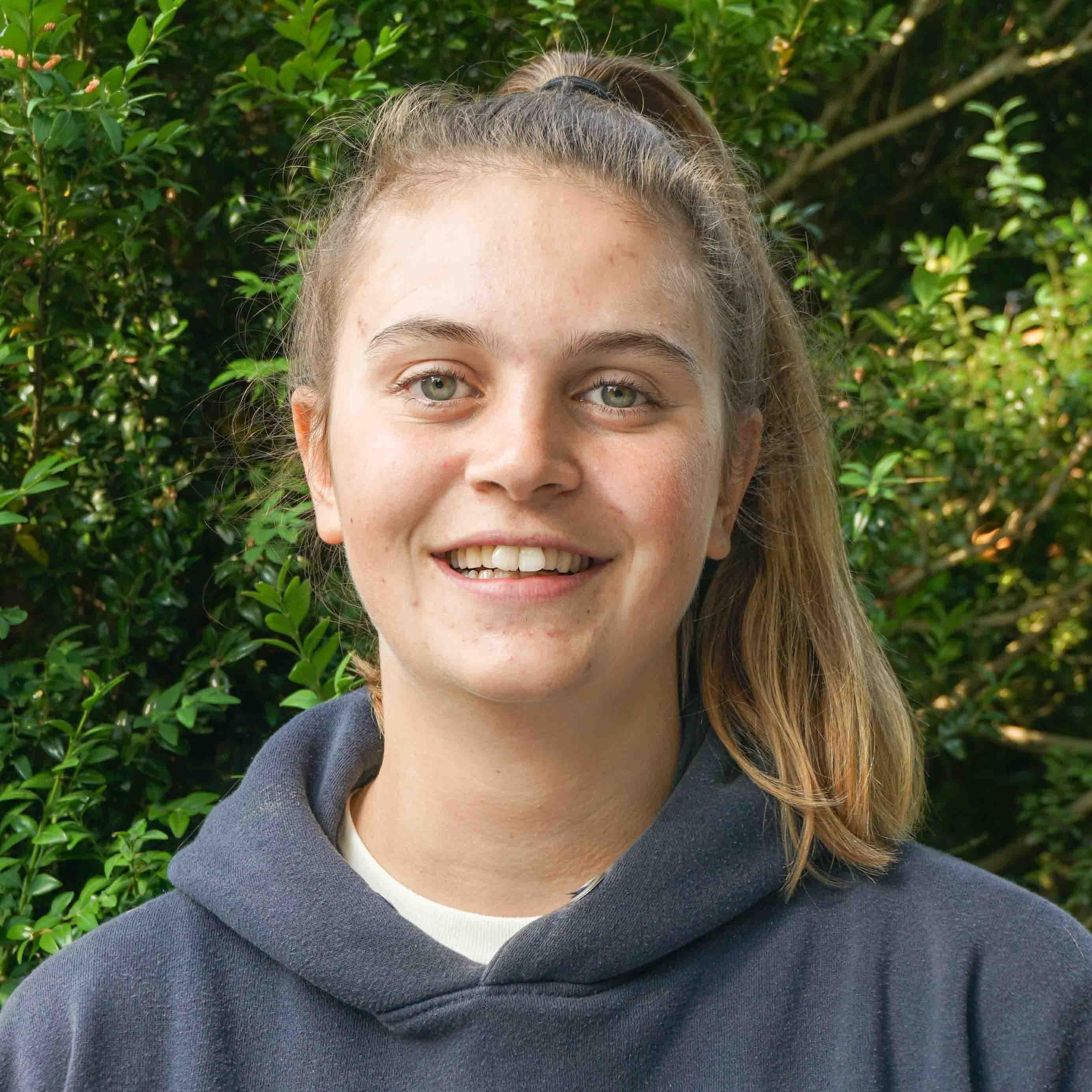 Charlotte Blewett-Harris