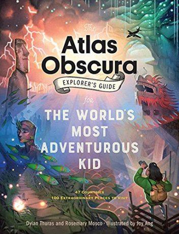 Atalas Osbcura Book Cover