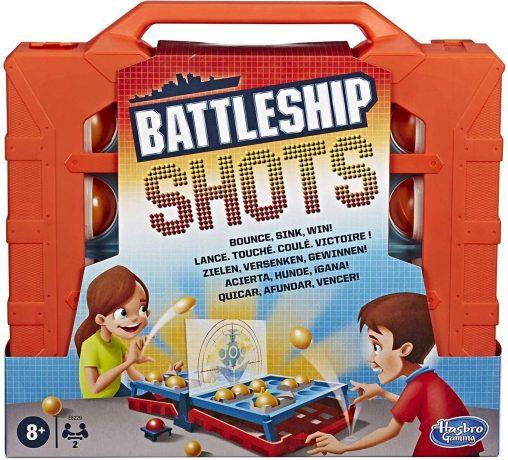 Battleship Shots Game Packaging for gift guide
